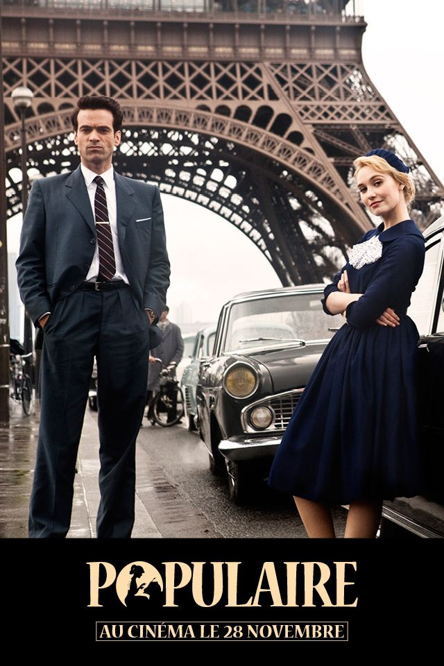 Populaire avec Romain Duris. Want to see!