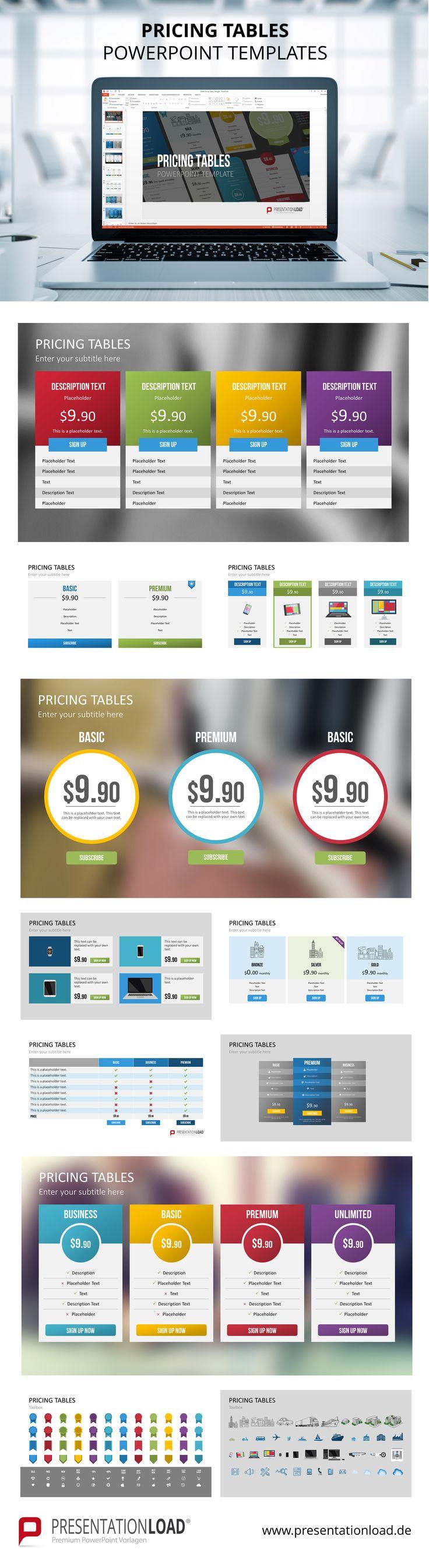 87 besten design strategy powerpoint template bilder auf