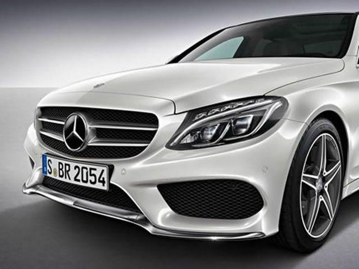first look at amg styling pack for 2015 mercedes benz c class - 2015 Mercedes Benz C Class White