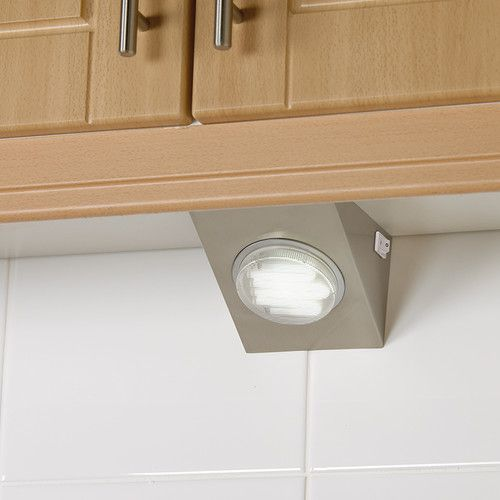 15 best under cabinet and pelmet lighting kitchens images on endon lighting 10cm led under cabinet recessed light mozeypictures Images