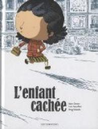 L'enfant cachée par Loïc Dauvillier (guerre)
