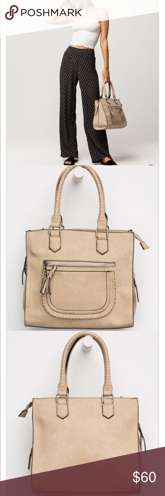 Free People Violet Ray Whitney Tote BRAND NEW still in plastic Free People Bags Totes