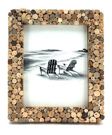 Loving this Twig Peg Frame on #zulily! #zulilyfinds