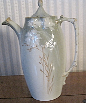 Bavarian chocolate pot, c. 1930
