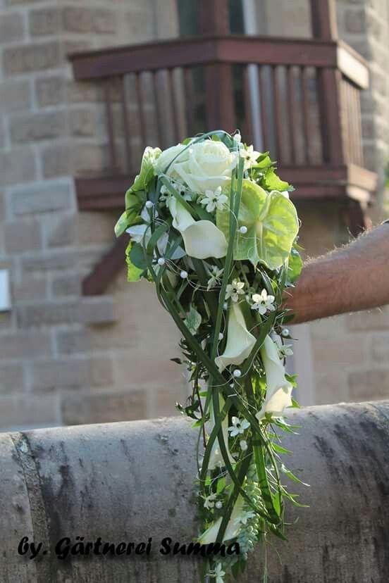 13 best brautstrauß images on Pinterest | Wedding ideas, Bridal ...