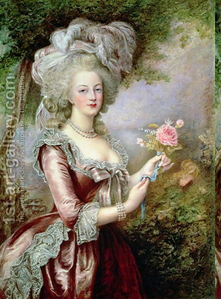 Though she was often willful, spoiled and selfish when younger, Marie Antoinette was the epitome of courage, class and heroism after her capture in the French revolution | The House of Beccaria