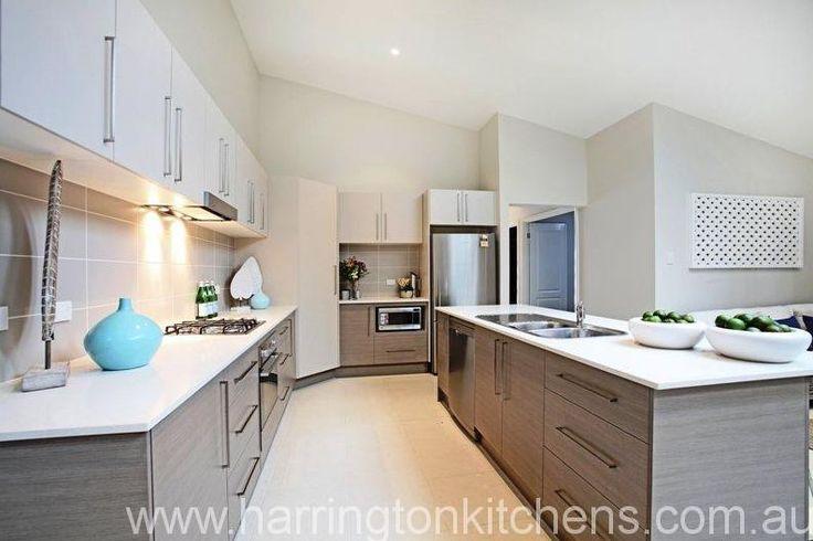kitchen two tone laminate colour scheme if i ever