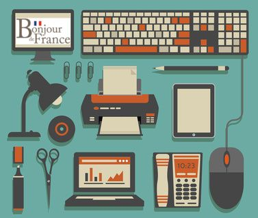 Apprendre le français des nouvelles technologies - ThingLink