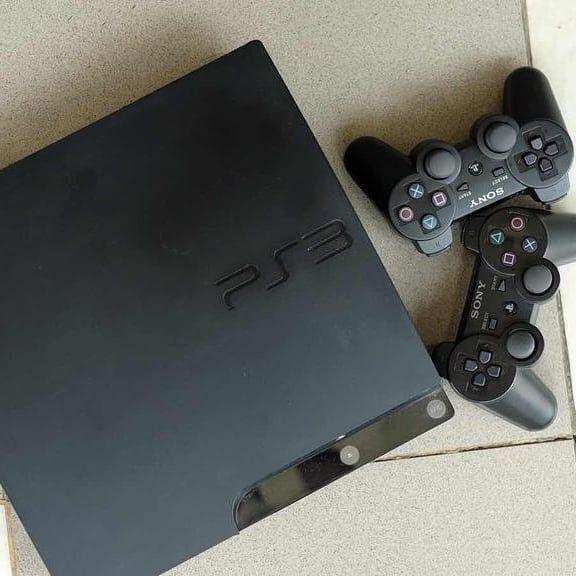 Playstation 3 500gb Harga 950 000 Siapa Cepat Dia Dapat Karna Stock Cuma Satu Playstation3 Ps3murah Ps3sl Playstation Playstation 3 Super Slim Game Console