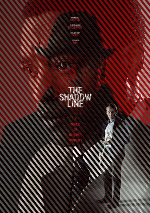 "Magazine / ""The Shadow Line"" poster — Designspiration #Poster #Design"