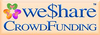 Part of my project is to align with the intentional community of the weShare CrowdFunding platform.