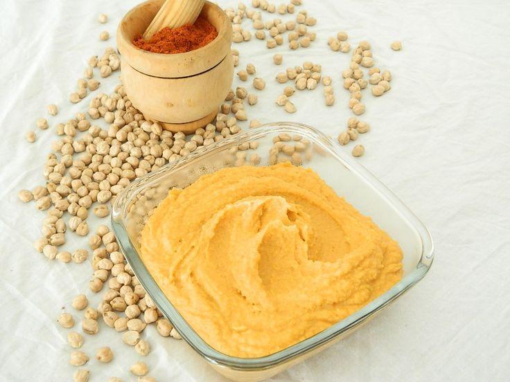 Shiro: Pasta de garbanzos para untar - cocina etíope :http://recetasabc.com/shiro-pasta-de-garbanzos-para-untar/