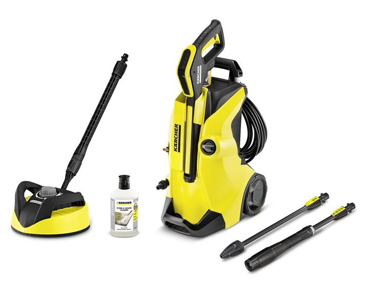 Buy Karcher K4 Full Control Home Pressure Washer - 1800W at Argos.co.uk, visit Argos.co.uk to shop online for Pressure washers and accessories, Lawnmowers and garden power tools, Home and garden