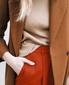 テラコッタに似合う色とはファッションコーデ着こなしまとめ