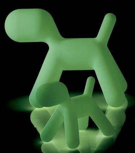 Puppy Glow by Eero Aarnio