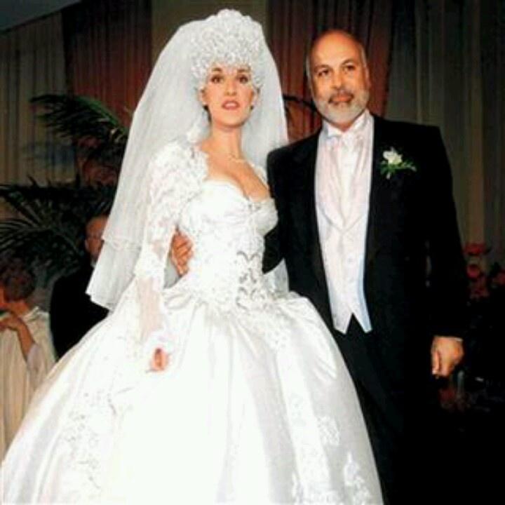 Celebrity Wedding Dresses 1990s : Celebrity weddings of yesteryear