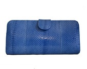 Circa Wallet in Deep Blue