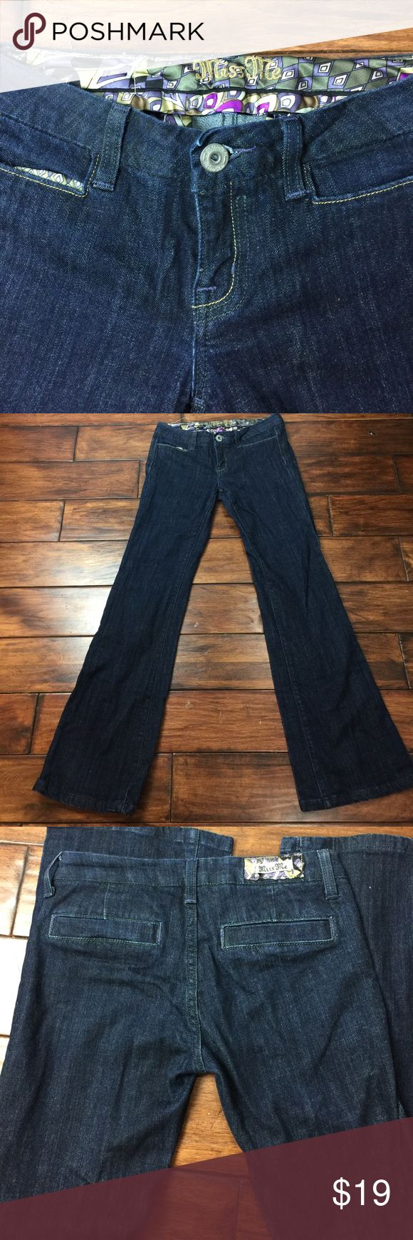 Low Rise Wide Leg Jeans Miss Me Low Rise Sexy Wide Leg Jeans👖 miss me Jeans Flare & Wide Leg