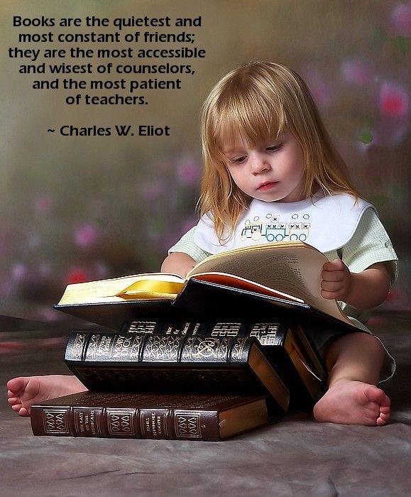-Charles W. Eliot