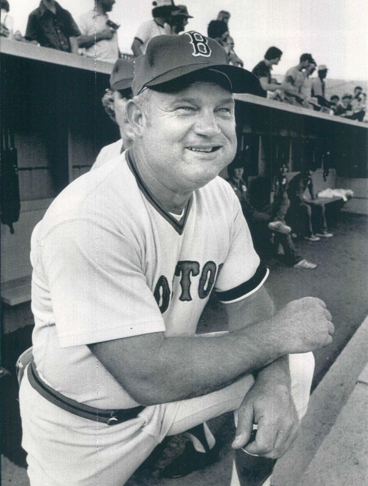 Don Zimmer - Boston Red Sox