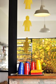 Festa lego: Festa Lego, Lego Man, Man Garland, Estefi Ax, Party Ideas Themes
