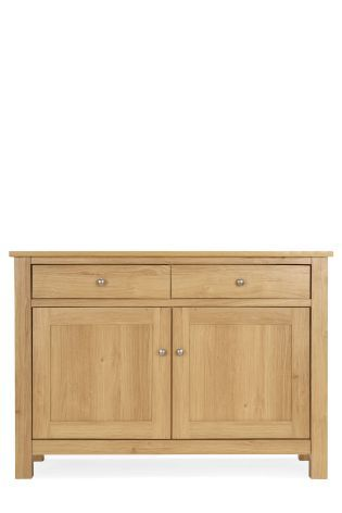 Buy Stanton® Oak Small Sideboard from the Next UK online shop