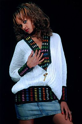 modern and traditional Ethiopian dress - Top, Habesha dress, Habesha kemis