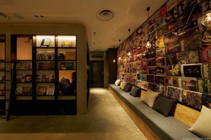 当サイトにてオープン情報とオリジナルパジャマの発売をいち早くお伝えした、泊まれる本屋BOOK AND BED TOKYO 福岡店が、4月29日(土)に待望のオープンを迎える。