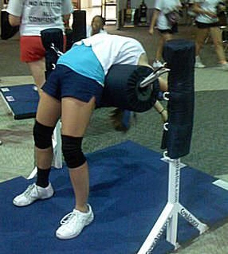 Products to Help Your Cheerleading: Back Handspring Trainer from Core Athletics