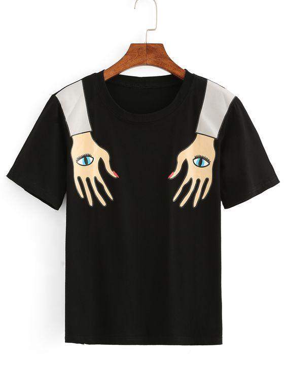этом футболку картинка рук вкусный быстрый