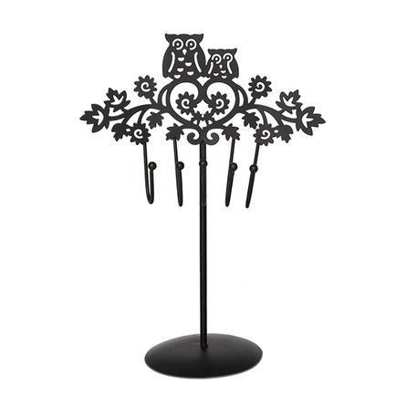 Midnight Owl Jewellery Holder #Dunelm #Monochrome #HomeTrends #Decor