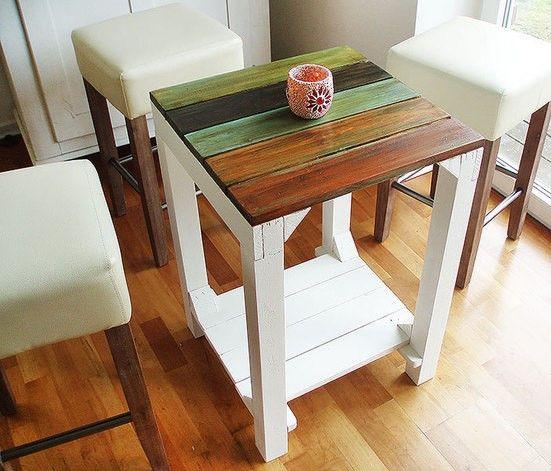 Tutoriales diy c mo hacer muebles con palets v a dawanda for Como hacer mesa de trabajo con palets