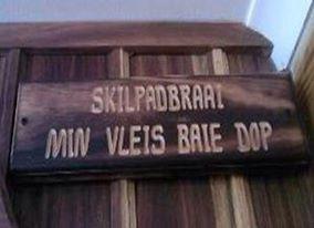 Afrikaans humour!