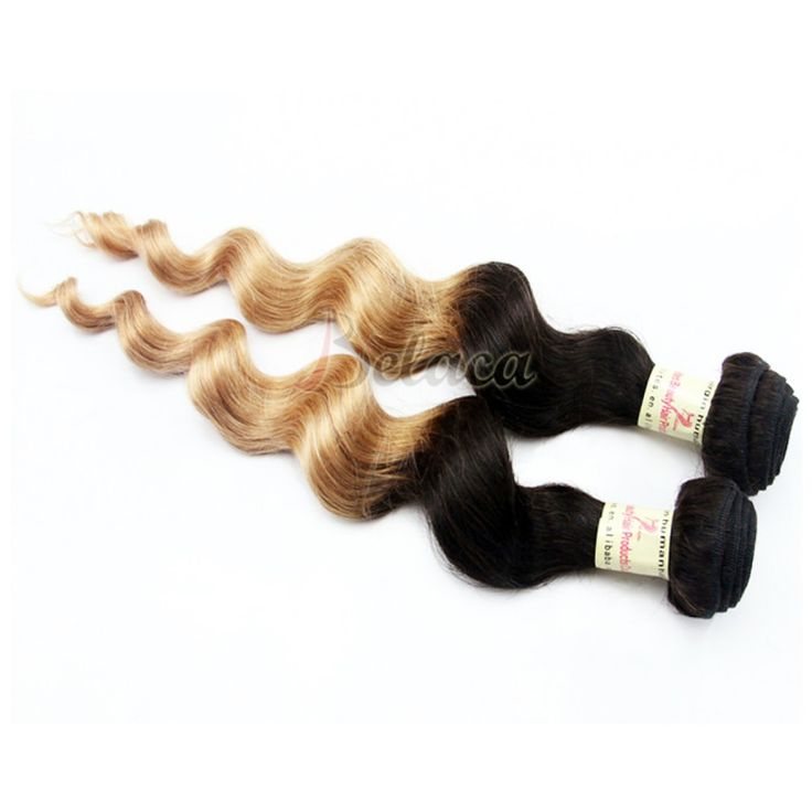 3 Bundles Color #1b/27 Loose Wave Ombre Weave Hair Buy Good Hair Extensions Canada