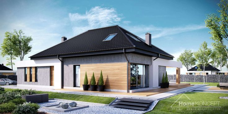 Projekt domu HomeKONCEPT 29 www.homekoncept.pl #projektdomu