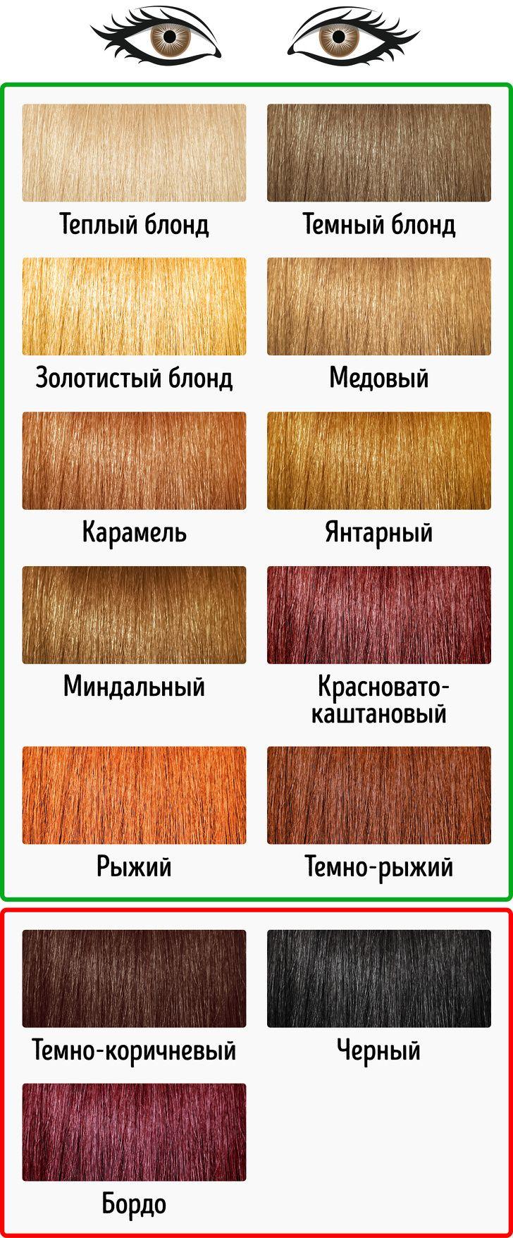 плиты это цвета волос названия и картинки объявлений свежие объявления