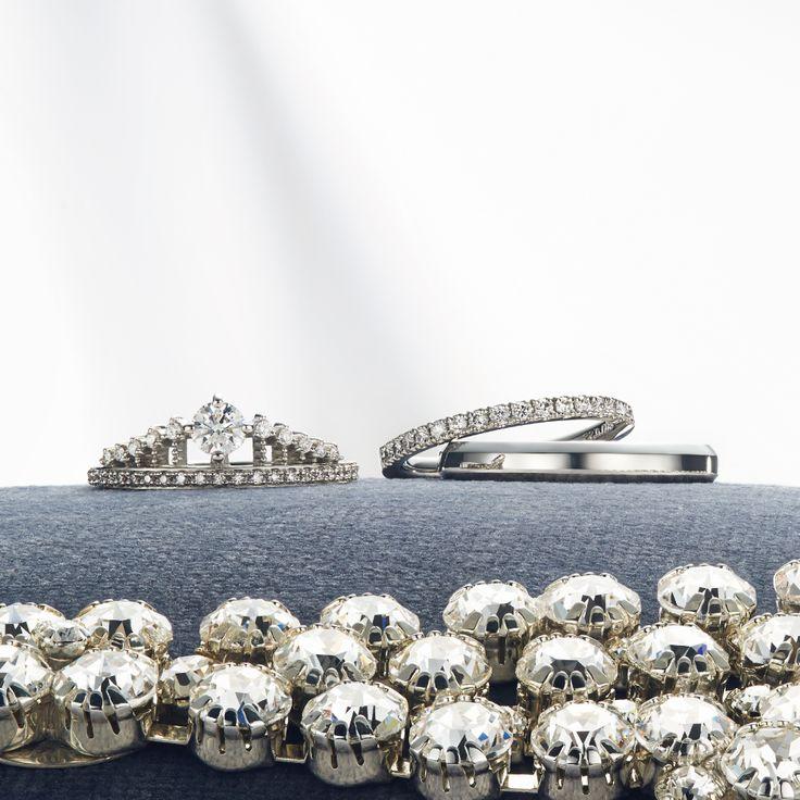 tiara #NOVARESE #NOVARESE Prima #Prima #wedding #accessory #ring #pair #original #engagement #marraige #ノバレーゼ #ノバレーゼプリマ #結婚指輪 #婚約指輪 #指輪 #ティアラ