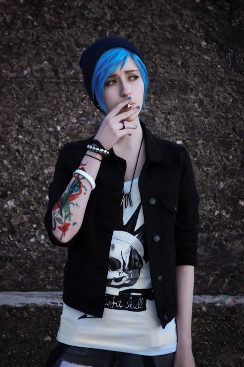 Chloe Price - Seitsuki Ran chloe price Cosplay Photo - Cure WorldCosplay