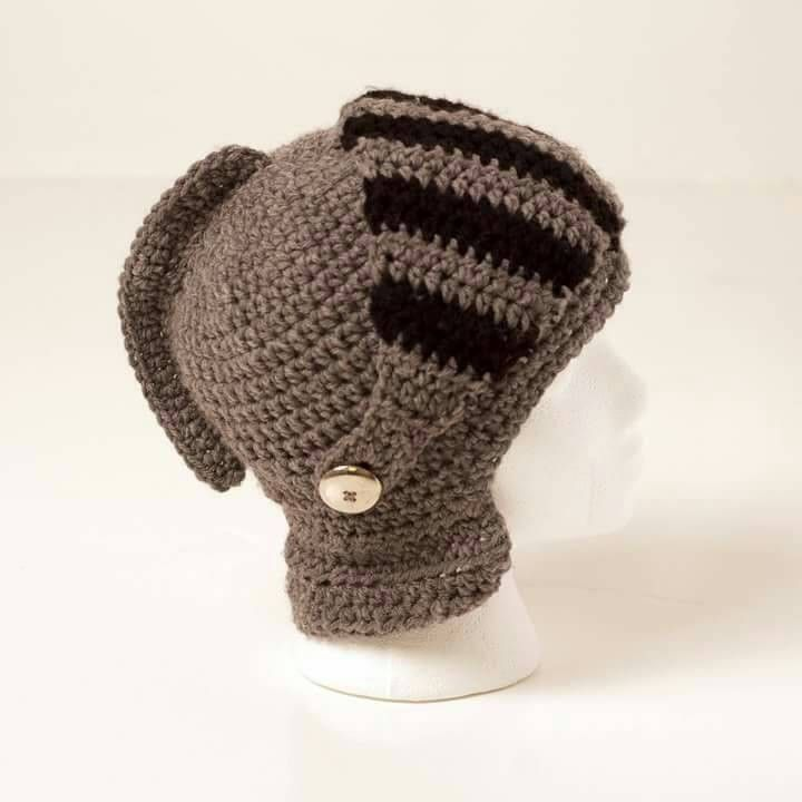 Excited to share the latest addition to my #etsy shop: Knight hat (mike the knight) http://etsy.me/2jrj3Xo