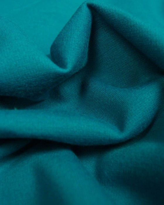 Ponte Jersey Fabric | Turquoise | Truro Fabrics