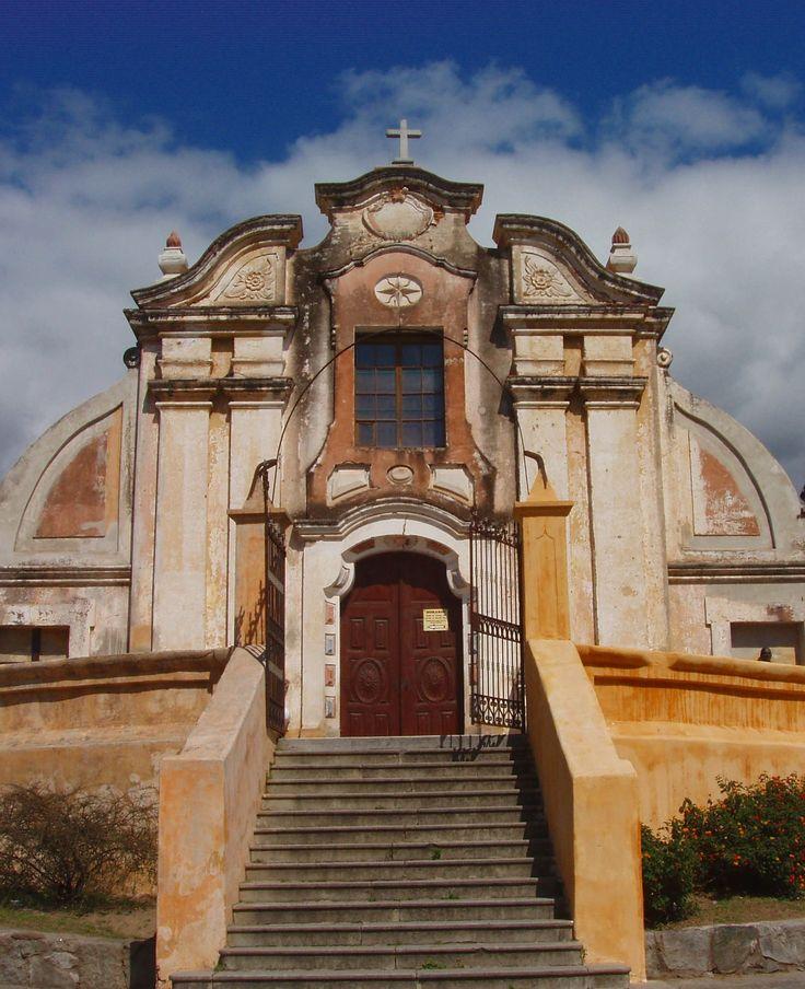 Museum of the Jesuitic Residence of Alta Gracia (Museo de la Estancia Jesuítica de Alta Gracia)   Córdoba   Argentina Notre voyage en 2011