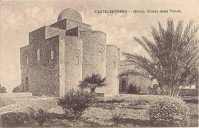 Chiesa della Santissima Trinità di Delia