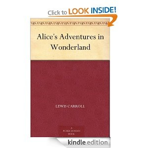 alice in wonderland book quiz