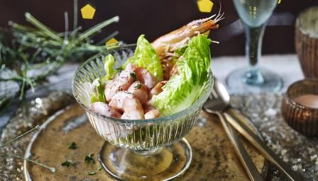 Done right, a prawn cocktail is a beautiful thing - and John Torode's the man to show you how it's done.