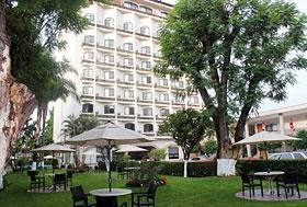 Hotel Malibu, Guadalajara, Jalisco - A 25 minutos del Aeropuerto, cerca de la Cámara de Comercio.