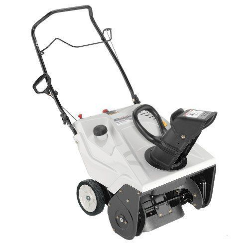 Mtd Products 31As2t5e704 Gas Snow Blower, Single-Stage, 208Cc Electric-Start Engine, 21-In. Path Gas Powered Snow Throwers > Powerful Powermore OHV engine delivers powerful clearing performance Clears up to 13 in. deep snow and clears a 21 in. wide path EZ Chute Control provides 180 degree rotation for controlled clean up Check more at http://farmgardensuperstore.com/product/mtd-gold-31as2t5e704-208cc-gas-21-in-single-stage-snow-thrower/