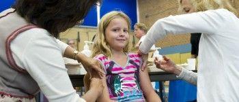 Massa vaccinatie