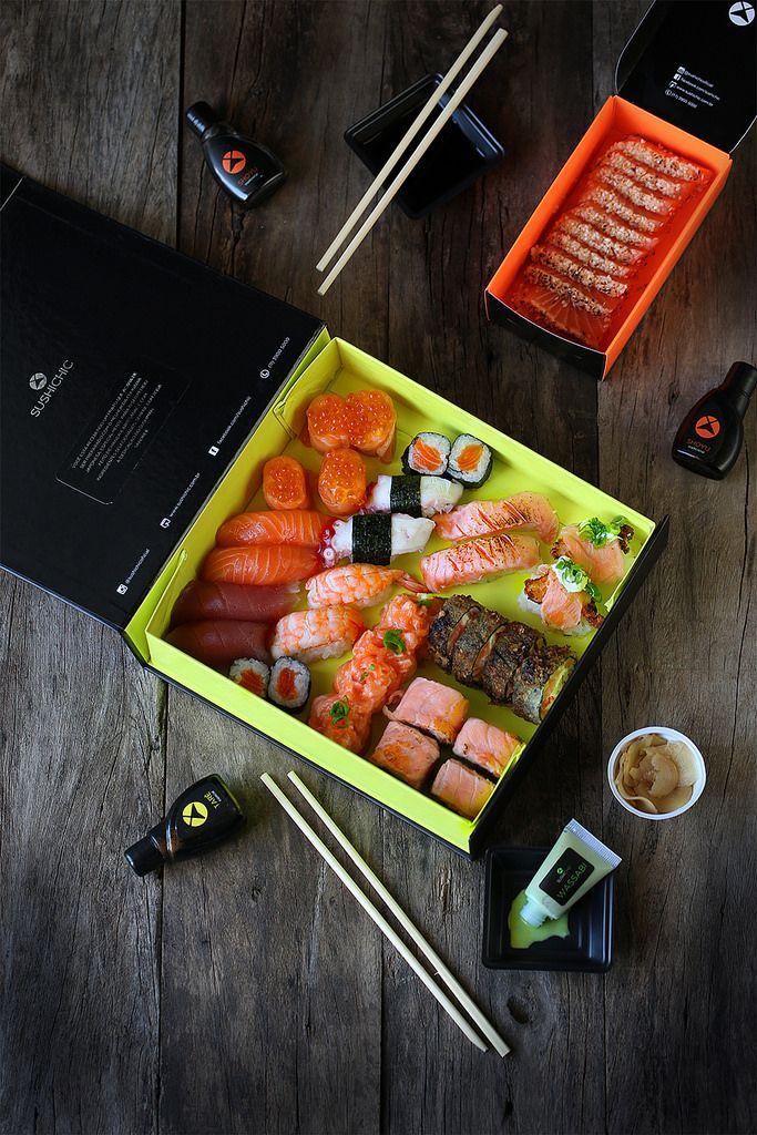 Sushi Chic, delivery de comida japonesa nota 10 em SP