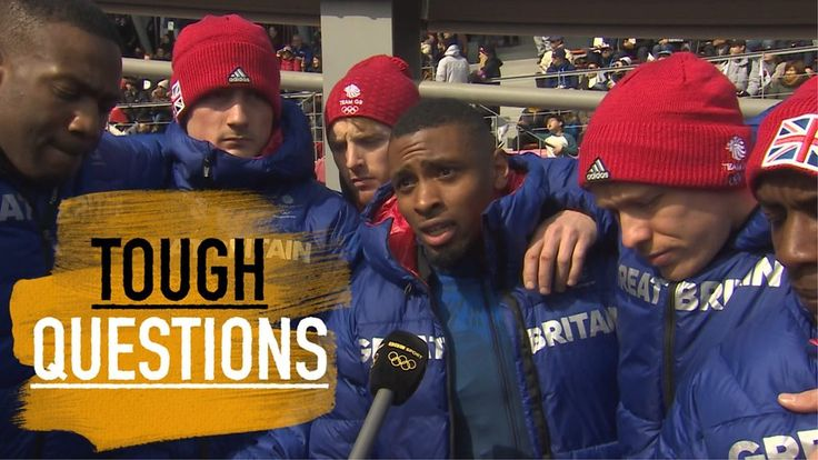 Winter Olympics: Great Britain four-man bobsleigh teams are truly gutted for the sport