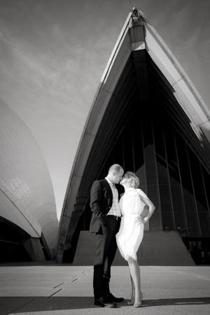 Sarah Braden, Photography, Wedding, Wedding Photography, Opera House, Harbour Bridge, Sydney Icons, Guillaume, Carla Zampatti, Peep toe shoes